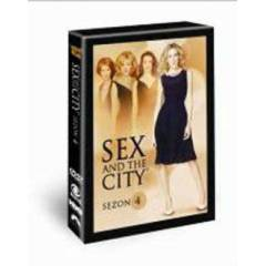 Sex And The City Season 4[DVD]
