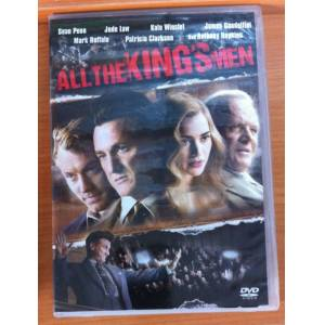 ALL THE KING'S MEN - SEAN PENN DVD 2.EL