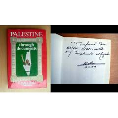 PALESTINE THROUGH DOCUMENTS - R. HALLOUM