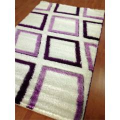 CARPETICA �PEK SHAGGY HALI 2m2 YEN� MODEL 1398