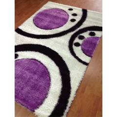 CARPETICA �PEK SHAGGY HALI 2m2 YEN� MODEL 1428
