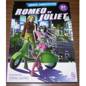 ROMEO VE JULIET * MANGA SHAKESPEARE * �.ROMAN