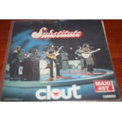 CARRERE-SUBSTITUTE-MAXI SINGLE