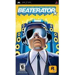 ROCKSTAR GAMES AND T�MBALAND BEATERATOR PSP OYUN