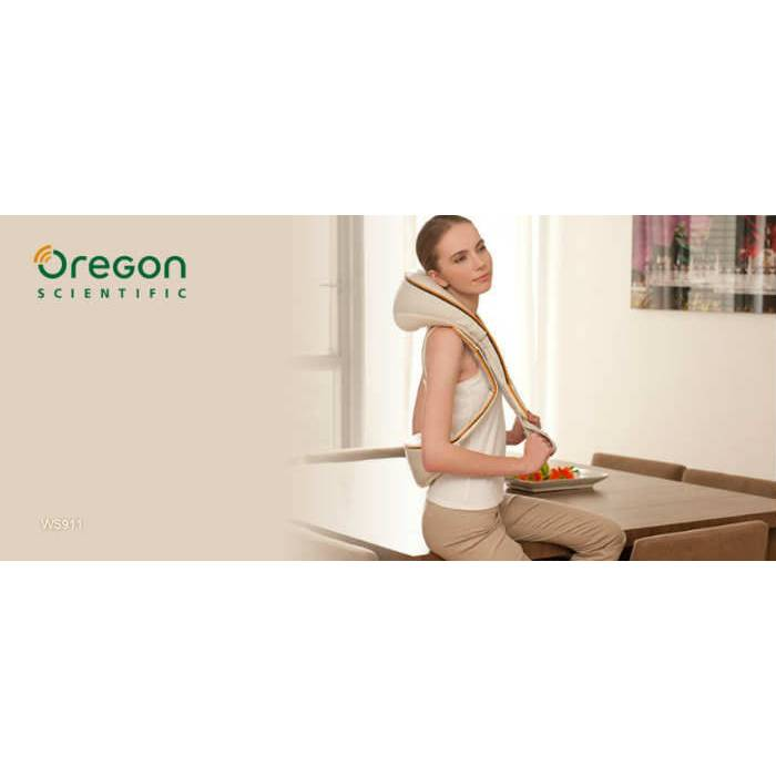 OREGON SCIENTIFIC WS911 BOYUN/BEL MASAJ ALET�