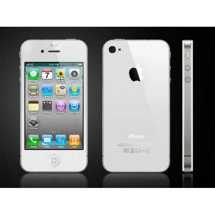 IPHONE 4S A1387 32GB S�YAH CEP TELEFONU