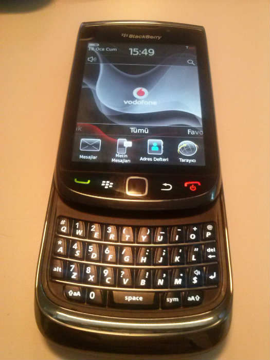 Blackberry Torch 9800 [S�f�r Cihaz]