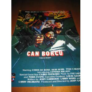 CAN BORCU-POSTER
