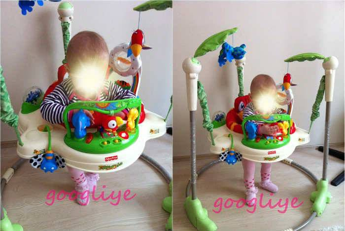 Fisher Price Rainforest Jumperoo HoppalaHEDİYELİ