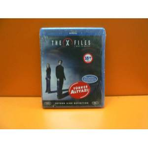 THE X FILES BLURAY AMBALAJINDA