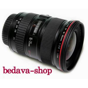 CANON 16-35  LENS - f:2,8 L  USM - HED�YEL�