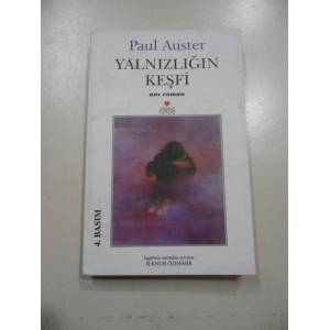 YALNIZLI�IN KE�F�-PAUL AUSTER