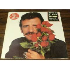 R�NGO STARR - Stop And Smell The Roses, LP 1981