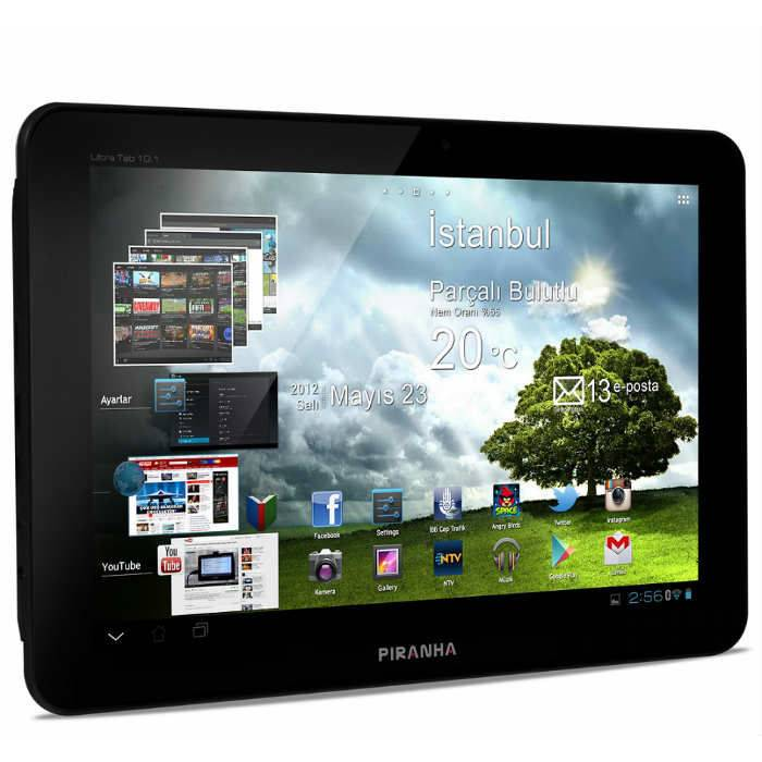 "Piranha ultra Tab 10.1"" Tablet pc ANDRO�D table"