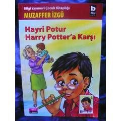 Hayri Potur Harry Potter'a Kar�� msc