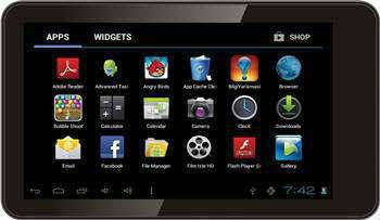 CONCORD TABLET S�LVER ED�T�ON