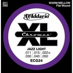 IMC D'addario ECG24 - Jazz Light Tak�m Tel