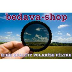 POLARİZE FİLTRE - MADE İN JAPAN (52 MM)