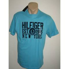 Tommy Hilfiger Erkek T-shirt - 1011 - Medium