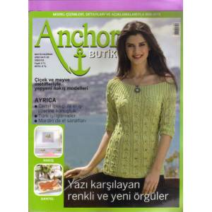 ANCHOR BUT�K-2010/30-NAKI�-KANAV��E-MERSER�ZE �R