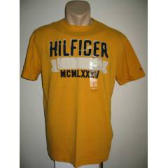 Tommy Hilfiger Erkek T-shirt - 1095 - Medium