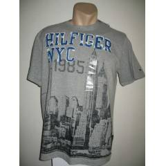 Tommy Hilfiger Erkek T-shirt - 1089 - Medium