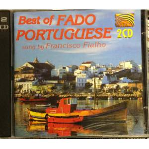 BEST OF FADO PORTUGUESE 2CD  2.EL