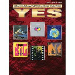 YES Guitar Anthology Series - Gitar Nota Kitab�
