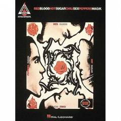 RED HOT CHILI PEPPERS / Gitar Nota Kitab�