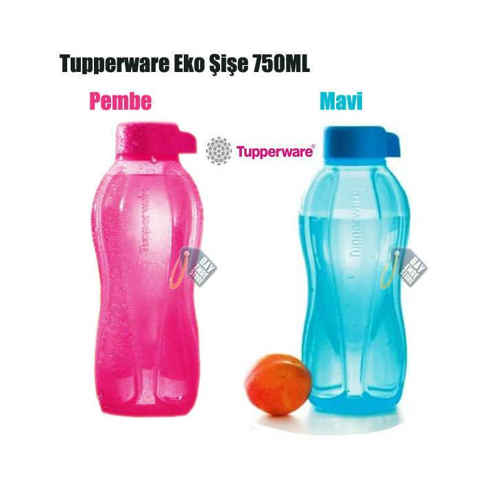 Tupperware Eko �i�e 750 ml (Renk Se�enekli)