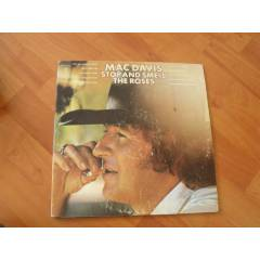 MAC DAVIS STOP AND SMELL THE THE ROSES  LP