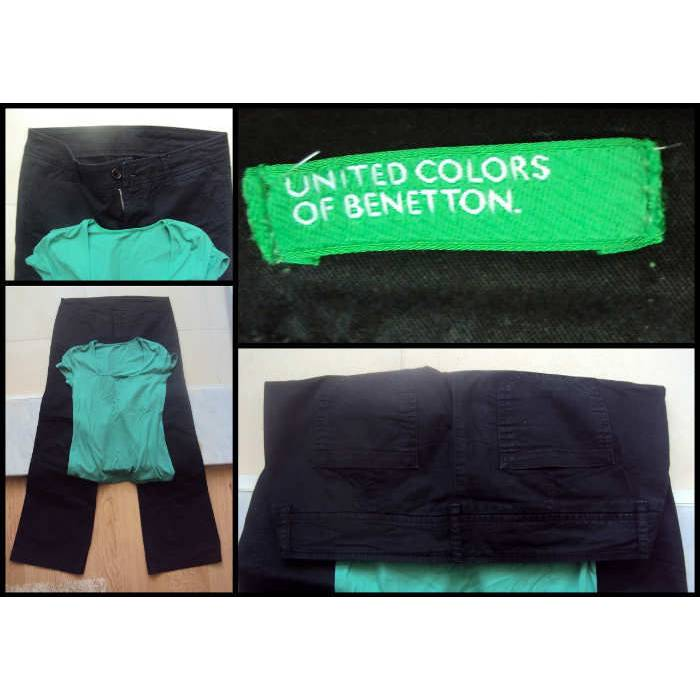 DOLAPLAR BO�ALIYOR BENETTON PANTOLON VE BODY