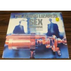 THE FLYİNG LİZARDS - Sex Machine, Maxi Single
