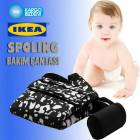 IKEA Spoling ASKILI BEBEK BAKIM ANTASI FIRSAT!!