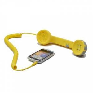Native Union POP Phone Sponge Bob Retro Cep Ahiz