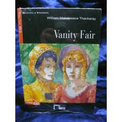 Vanity Fair William Makepeace Thackeray +cd