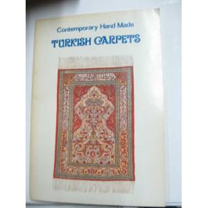 CONTEMPORARY HAND MADE TURKISH CARPETS
