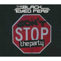 THE BLACK EYED PEAS  - DON'T STOP THE CD S 2,EL