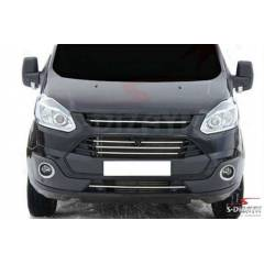 FORD Custom 2012 �zeri Krom  Sis Far� �er�evesi