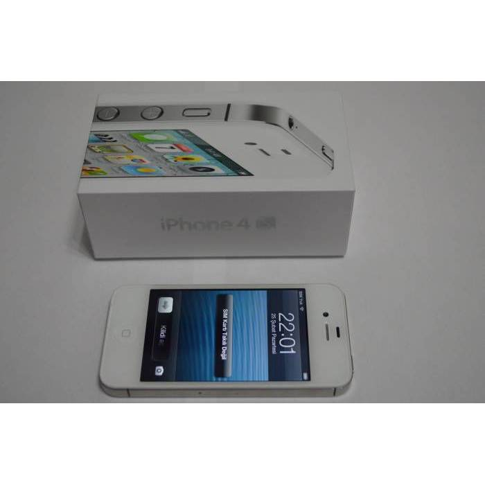 APPLE IPHONE 4S 16GB - KAYITLI SIFIRDAN FARKSIZ!