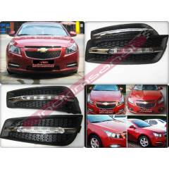 Chevrolet Cruze DRL LED POWER S�S FARI FAR BEYAZ