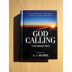 GOD CALLING A DEVOTIONAL DIARY - A. J. RUSSEL