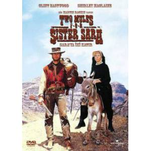 Two Mules For Sister Sara-Saraya �ki Kat�r (DVD)