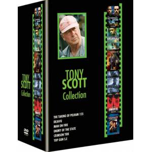 TONY SCOTT COLLECTION DVD F�LM
