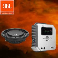 JBL MS10SD4 + MSA5001 PAKET S�STEM