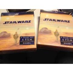 BLU-RAY-STAR WARS SET*1-2-3-4-5-6(9 DISC)AMBALJ