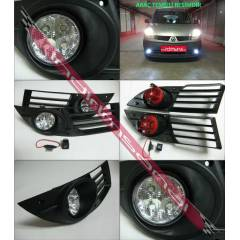 F�AT DOBLO 06-09 G�ND�Z DRL POWER LED S�S FARI