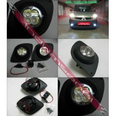 C�TROEN JUMPER 07-G�ND�Z DRL POWER LED S�S FARI