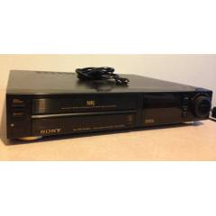 SONY SLV-X50ME VHS video player / oynat�c�