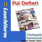 Leuchtturm, Pul Defteri (32 Sayfa) SYAH